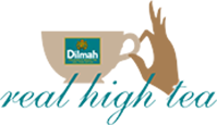 The Logo of Dilmah Real High Tea