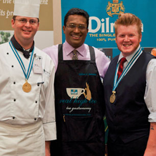 West Coast Academy of Hospitality and Tourism  winnersDaniel MooreChad Tilbury