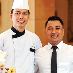 Shangri-La Hotel Surabaya  winnersArie YuliantoYuli Hariyanto