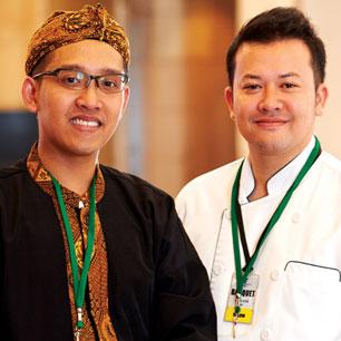 The Trans Luxury Hotel Bandung  winnersNalendra AninditaYandi Maranto