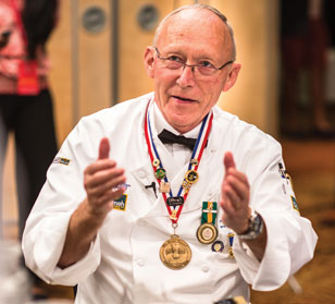 Bernd Uber The Black Hat Chef & WACS Reference Judge