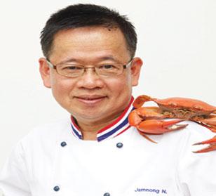 Chef Jamnong Nirungsan