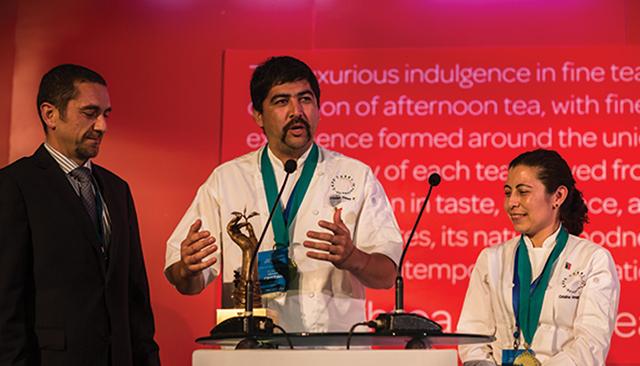 2nd Overall Winner Cristian Gomez & Catalina Venegas