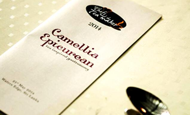 Camellia Epicurean