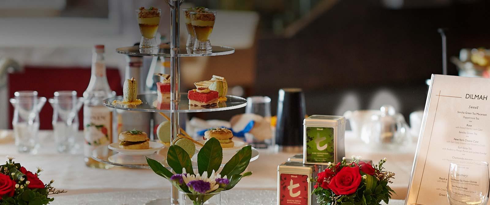 Tea Gastronomy