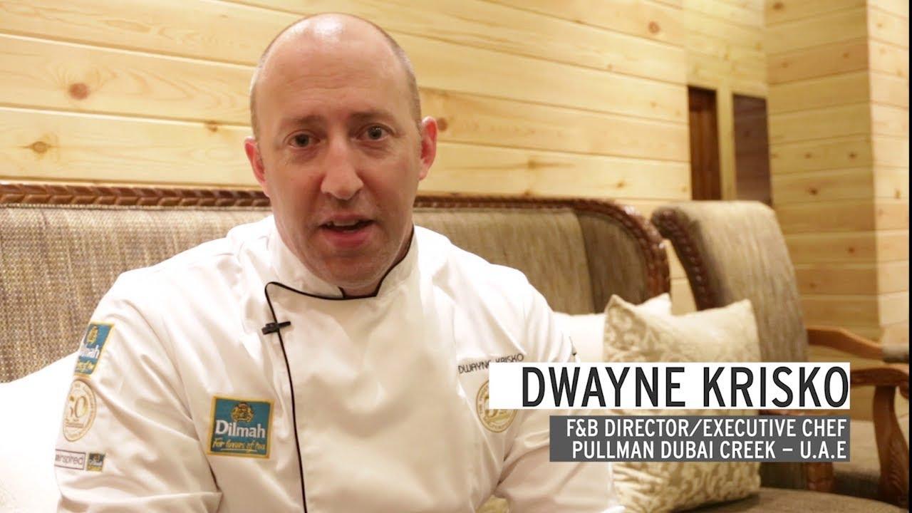 Chef Dwayne Krisko