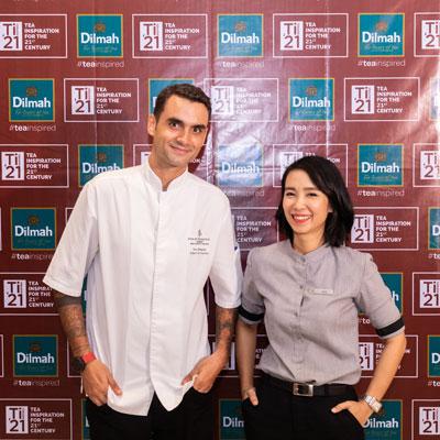 Four Seasons Resort Koh Samui - The Best Tea Inspired for Morning & The Best Tea Inspired for Evening