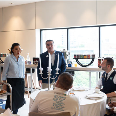 Royal Orchid Sheraton Hotel & Towers – The Best Tea Inspired for Afternoon