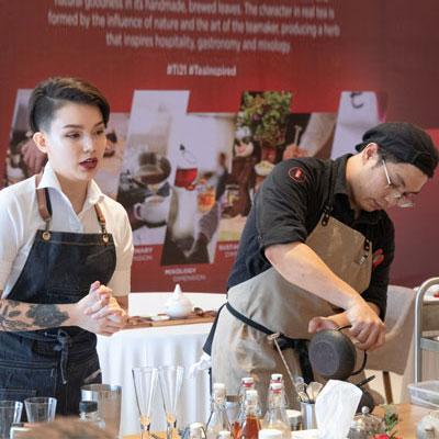 Sofitel Bangkok Sukhumvit -  The Best Iced tea