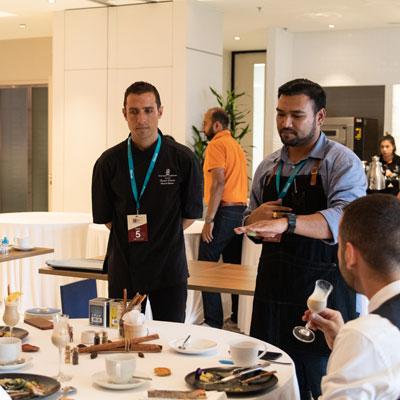 The Ritz Carlton Koh Samui – The  Best Iced Tea & The Best Tea Inspired Food