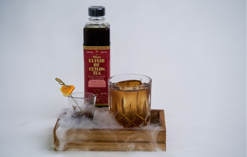 The Ritz Carlton Pacific Place Jakarta - The Elixir Manhattan