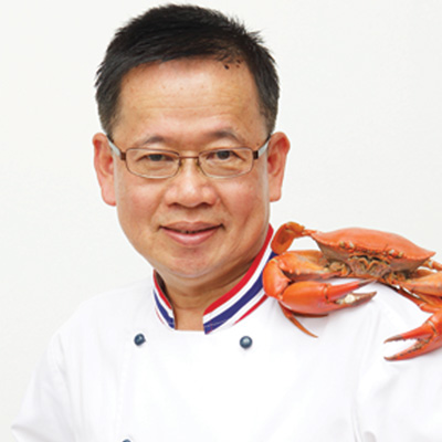 Jamnong Nirungsan The Chef
