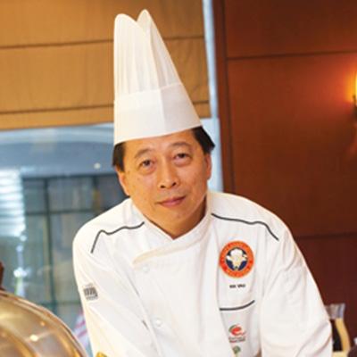 Chef KK Yau