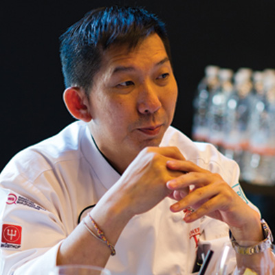 Tony Khoo The Corporate Executive Chef