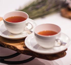 BEST TEA INSPIRED MORNING PRESENTATION