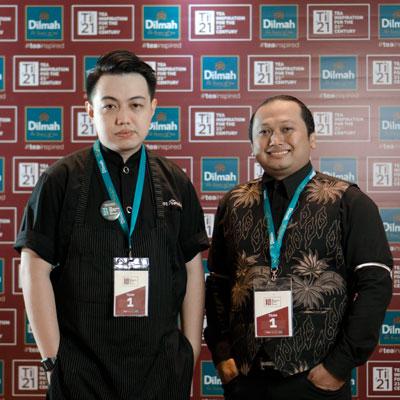 Dian Fardiansyah  & Ryan Rinaldi