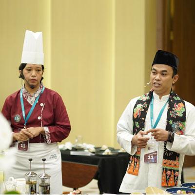 Septian Nur Hidayat & Yuri Komalasari