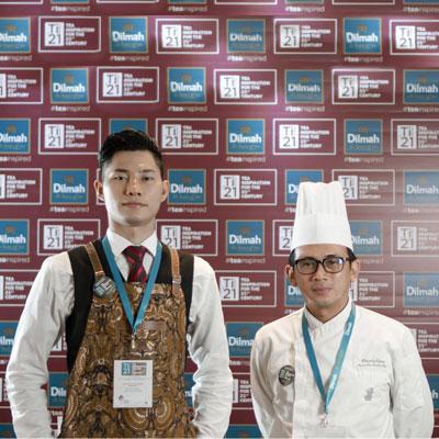 Prambudiyono & Donny Rafless