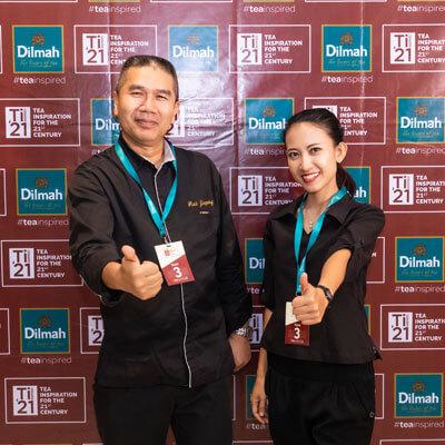 Pisit Jinopong & Kanjana Wannarat