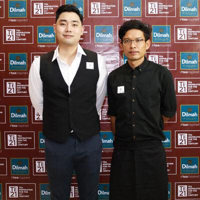 Rattanachai Hongngam & Jirawat Naisong