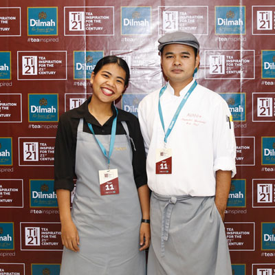 Noppadol Yoothong & Nujaree Wongklang