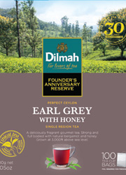 EARL GREY WITH HONEY