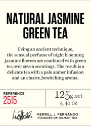 Natural Jasmine Green Tea