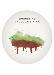 Springtime Chocolate Mint