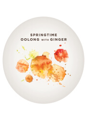 Springtime Oolong with Ginger
