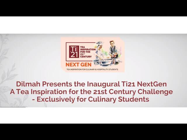 Ti21 NEXT GEN Challenge - Singapore