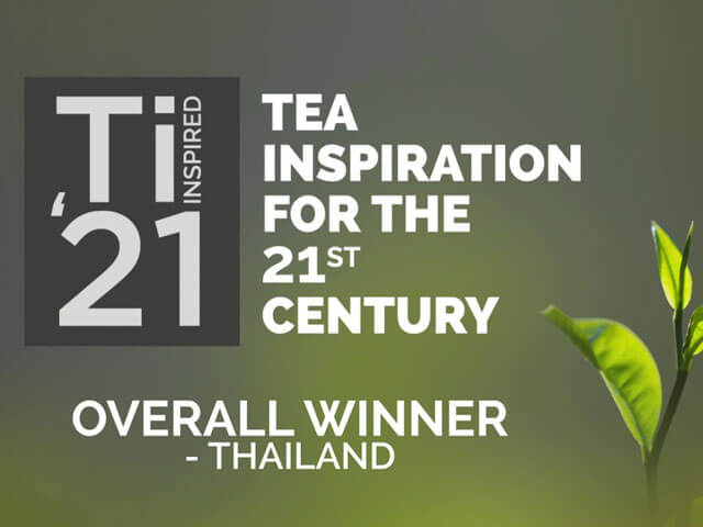 Overall winner Ti21 - Thailand