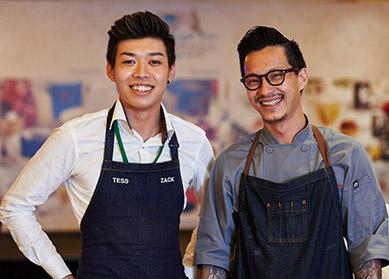Martin Wong & Zack Lee