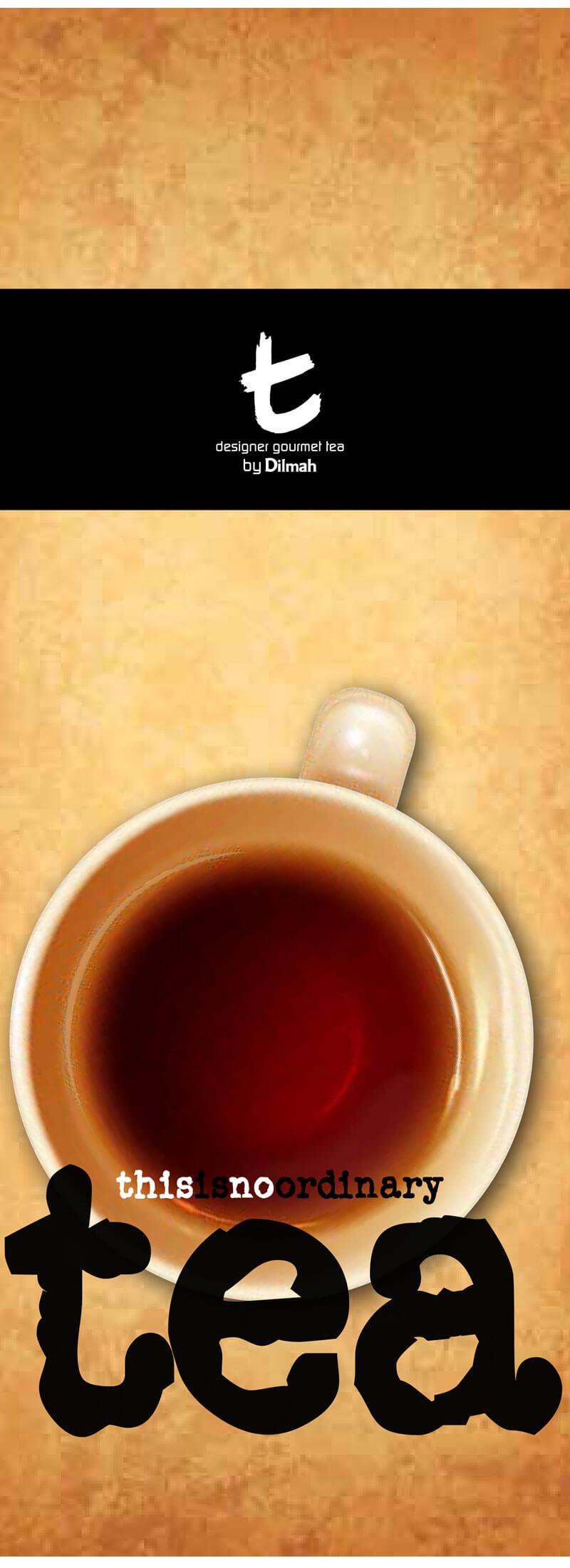 Dilmah t-Series Gourmet Teas