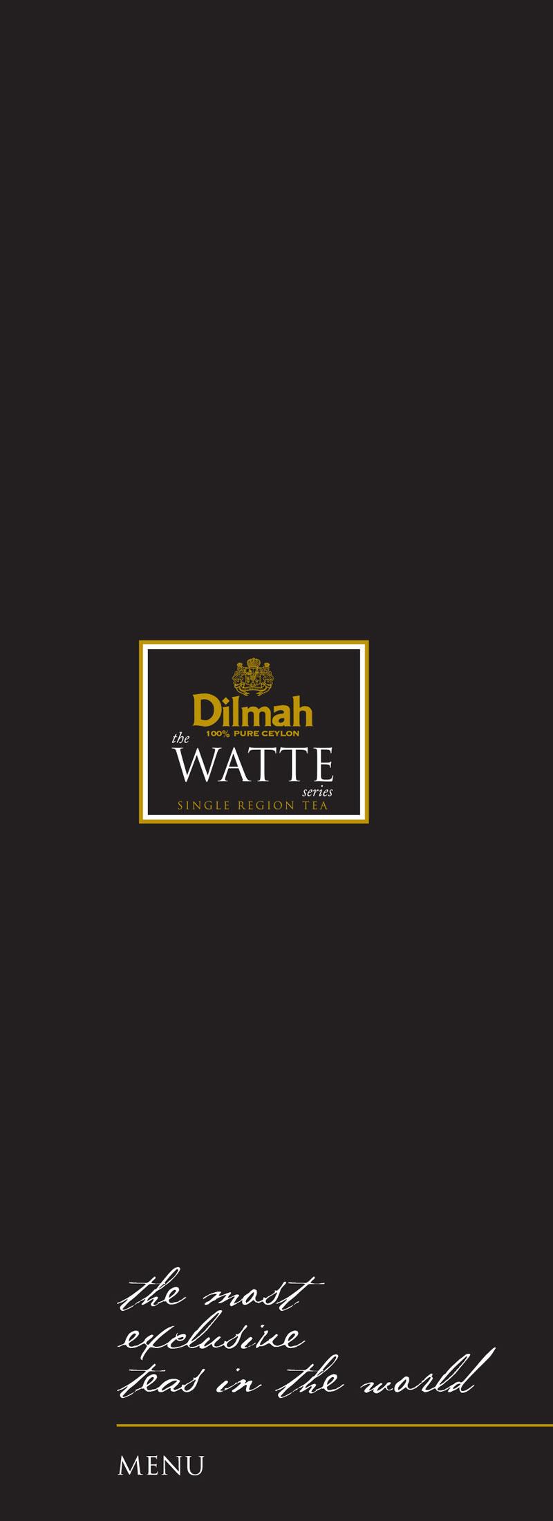 Watte Boutique Tea