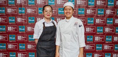 Rachel & Zenna <br> Tamasek Polytechnic
