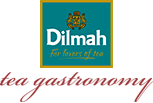 The Logo of Dilmah Tea Gastronomy