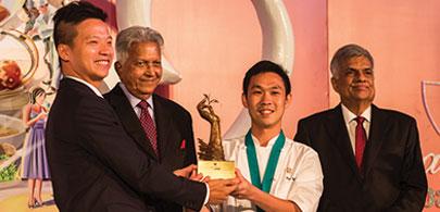 Cricket Club, Hong Kong<br/>Jason Chan Yee Chiu & Ho Wing Hong