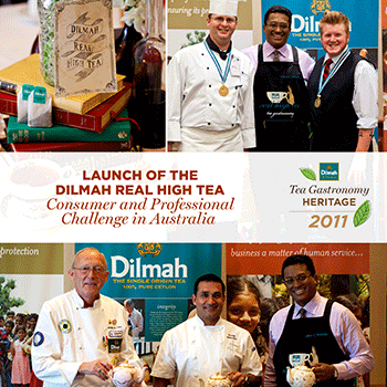 Tea Gastronomy Heritage 2011