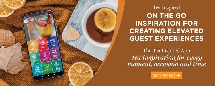 Tea Inspired App