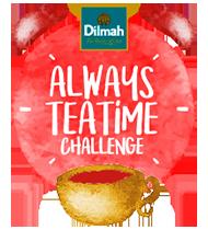 Always Teatime Challenge - 2017