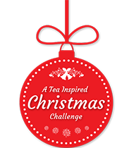 Tea Inspired Christmas Challenge - 2016