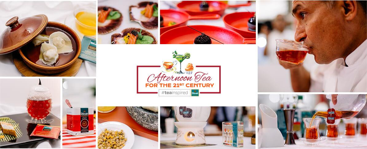 Afternoon Tea 21 - UAE 2018