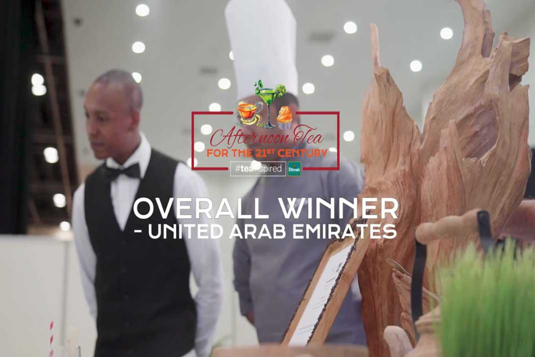 Tea Reimagined : Pullman Hotels and Resorts Emerge Overall Winners