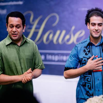 Abhinav Desai & Ahmed Elgamal