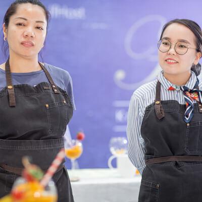 Cynthia Dizon & Solongo