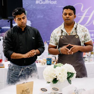 Vipin Nair & Nabeel Kenny