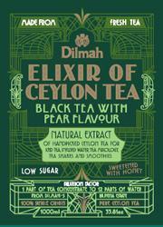 Black Tea with Pear Flavour