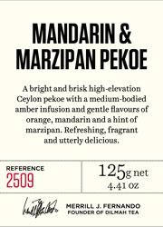 Mandarin & Marzipan Pekoe